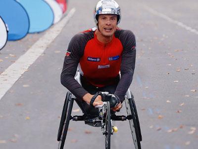 Hug & de Rozario claim Paralympic titles