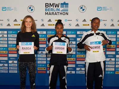 Hiwot hones in on Berlin record