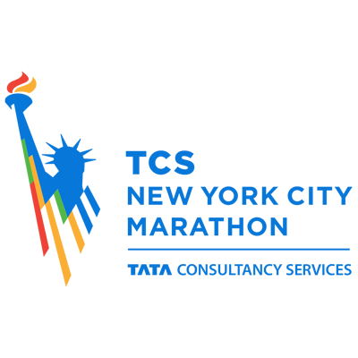 TCS New York marathon logo