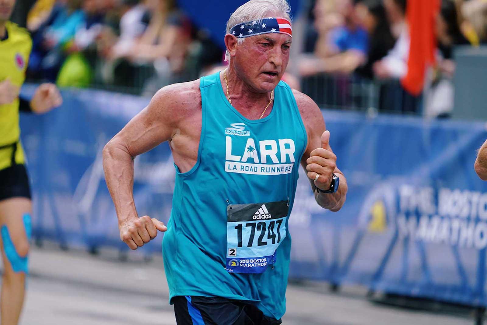 Rankings runner older age group