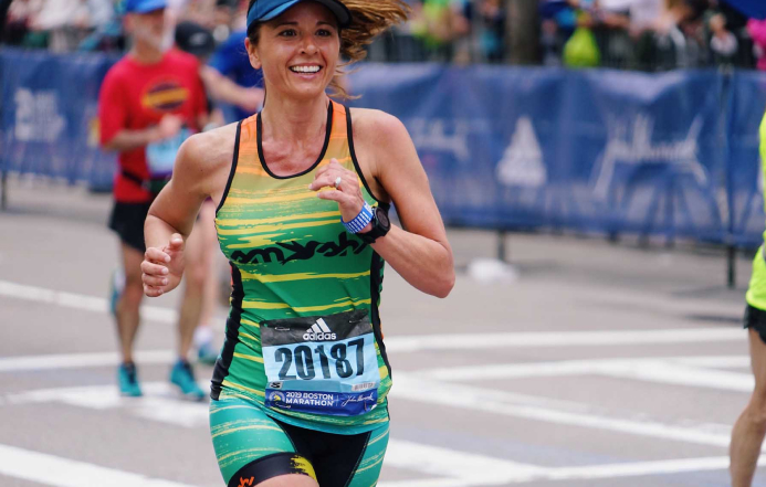 Rankings age grouper finishing marathon