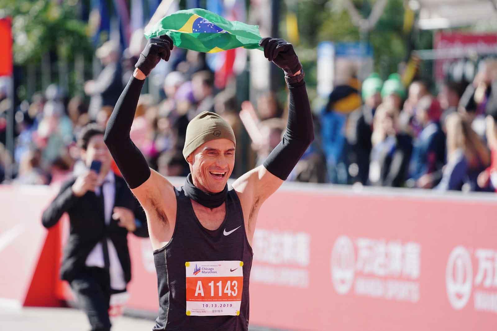 Rankings Age Group finishing marathon
