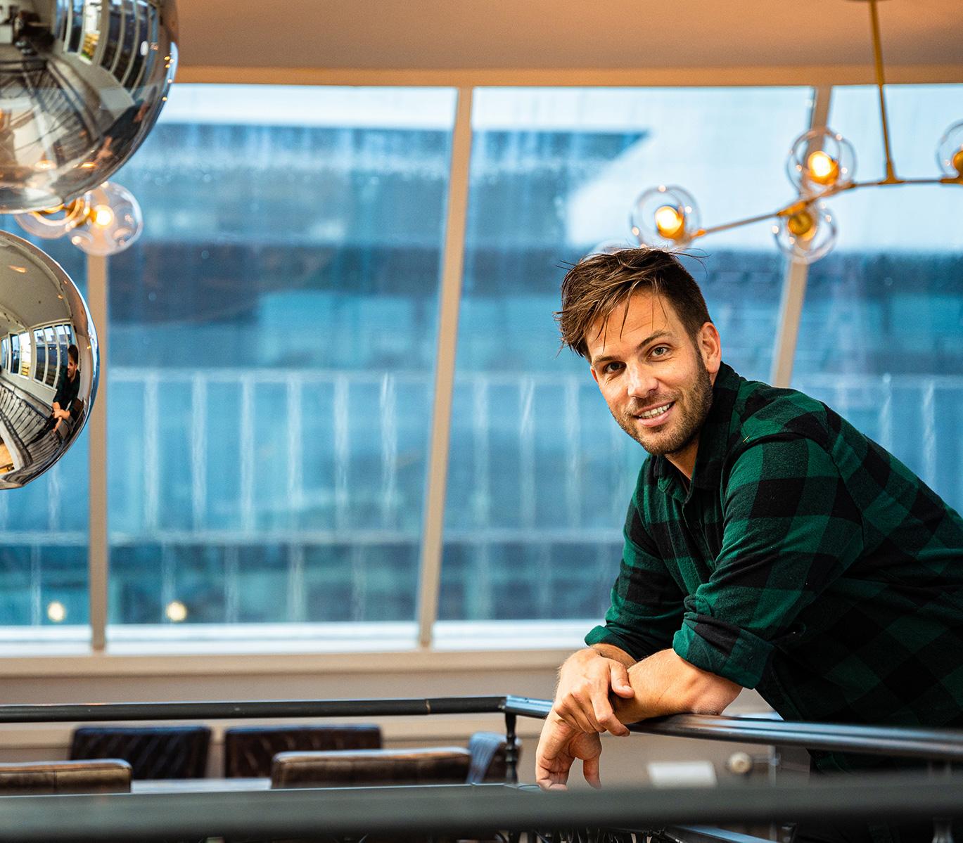 DIQQ founder Michiel de Graaf