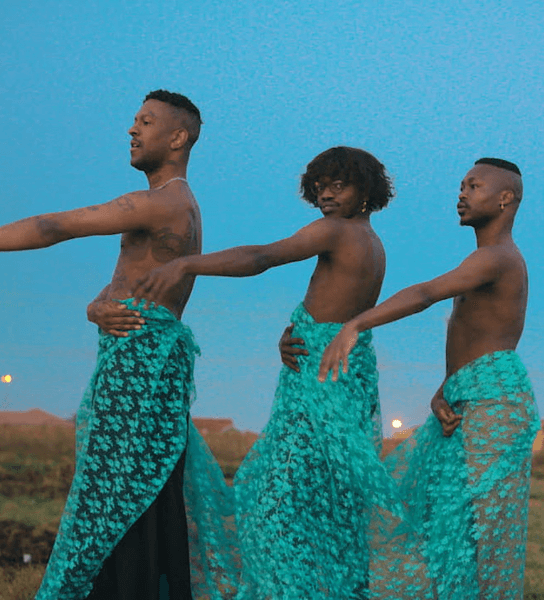 Discover a new side to queerness by travelling to a new world designed by Mykki Blanco, highlighting the new source of vibrant South African LGBTQ+ colours.