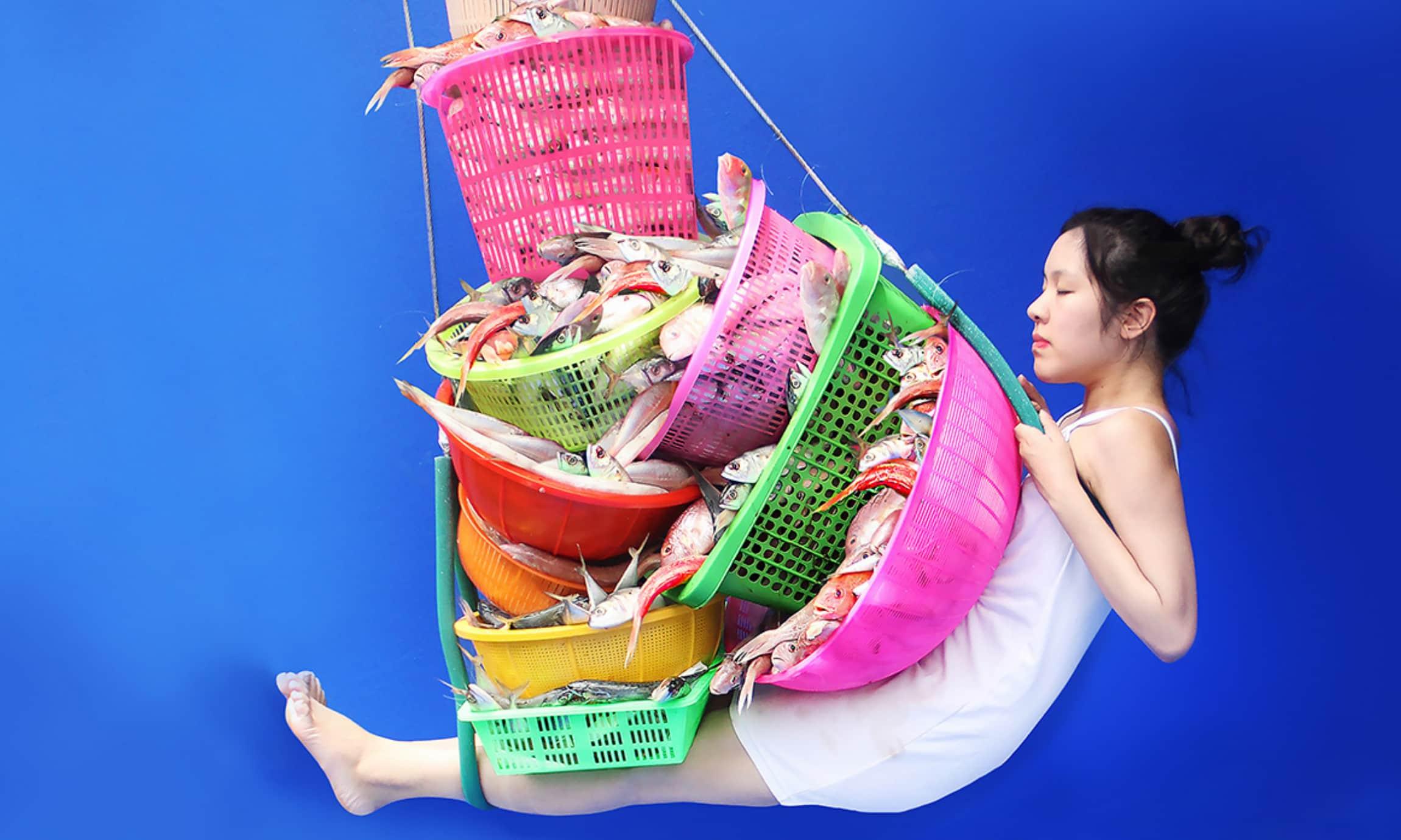 Colour Blocking Into Equality With the Thai-Australian Artist Kawita Vatanajyankur