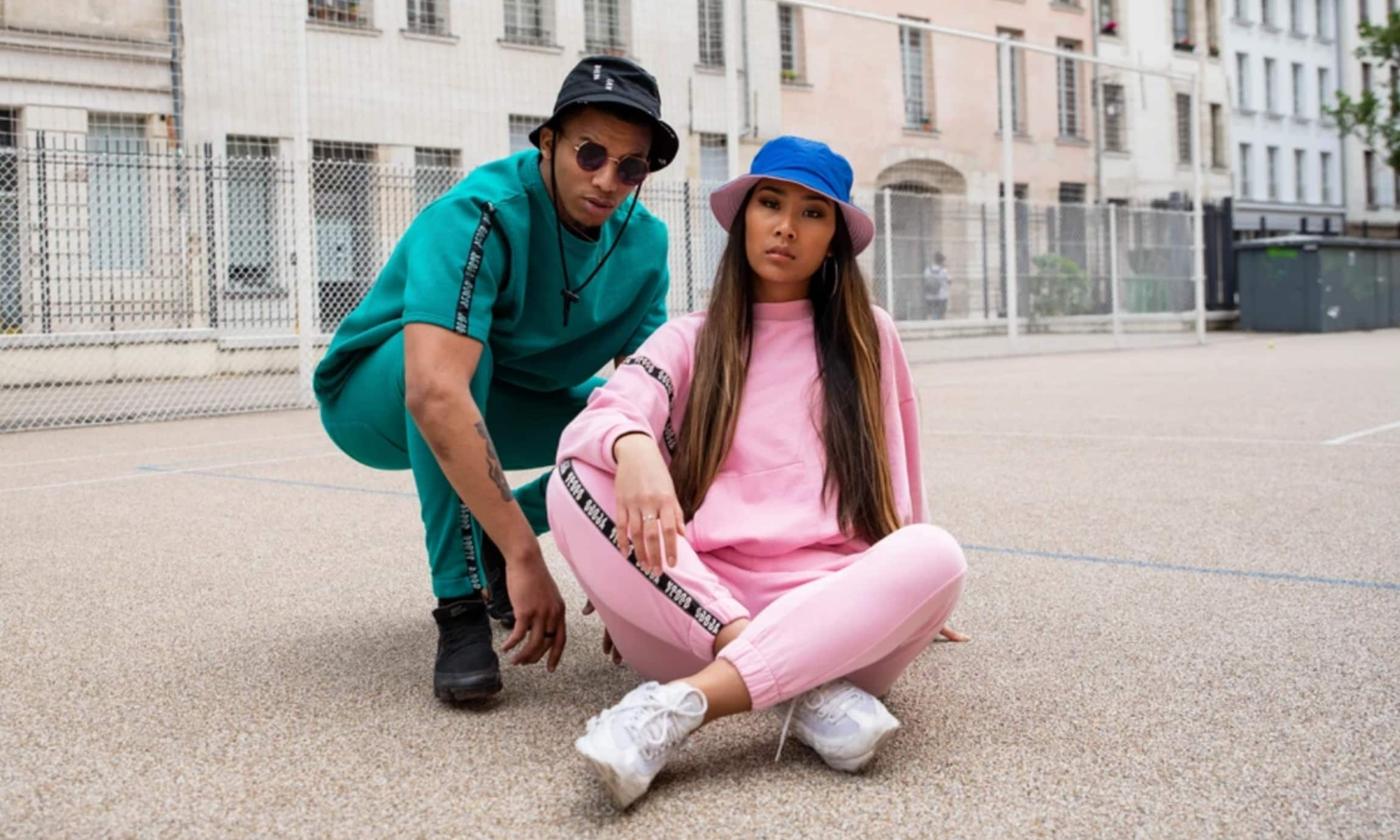 Agogo Rainbow the inclusive streetwear made in France