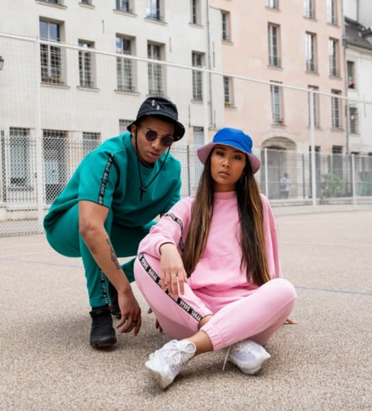 Agogo Rainbow Inclusive Streetwear