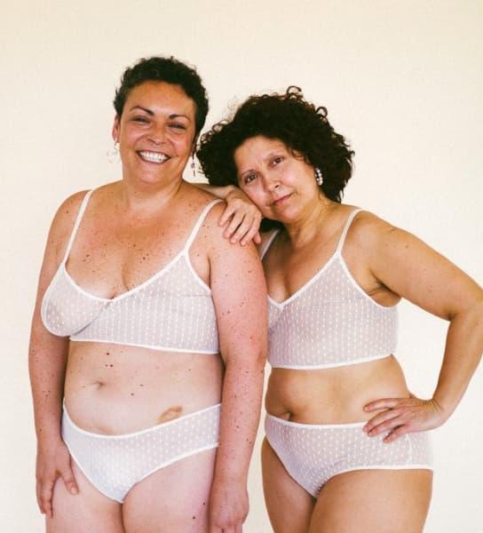 Teta y Teta single-breast bra