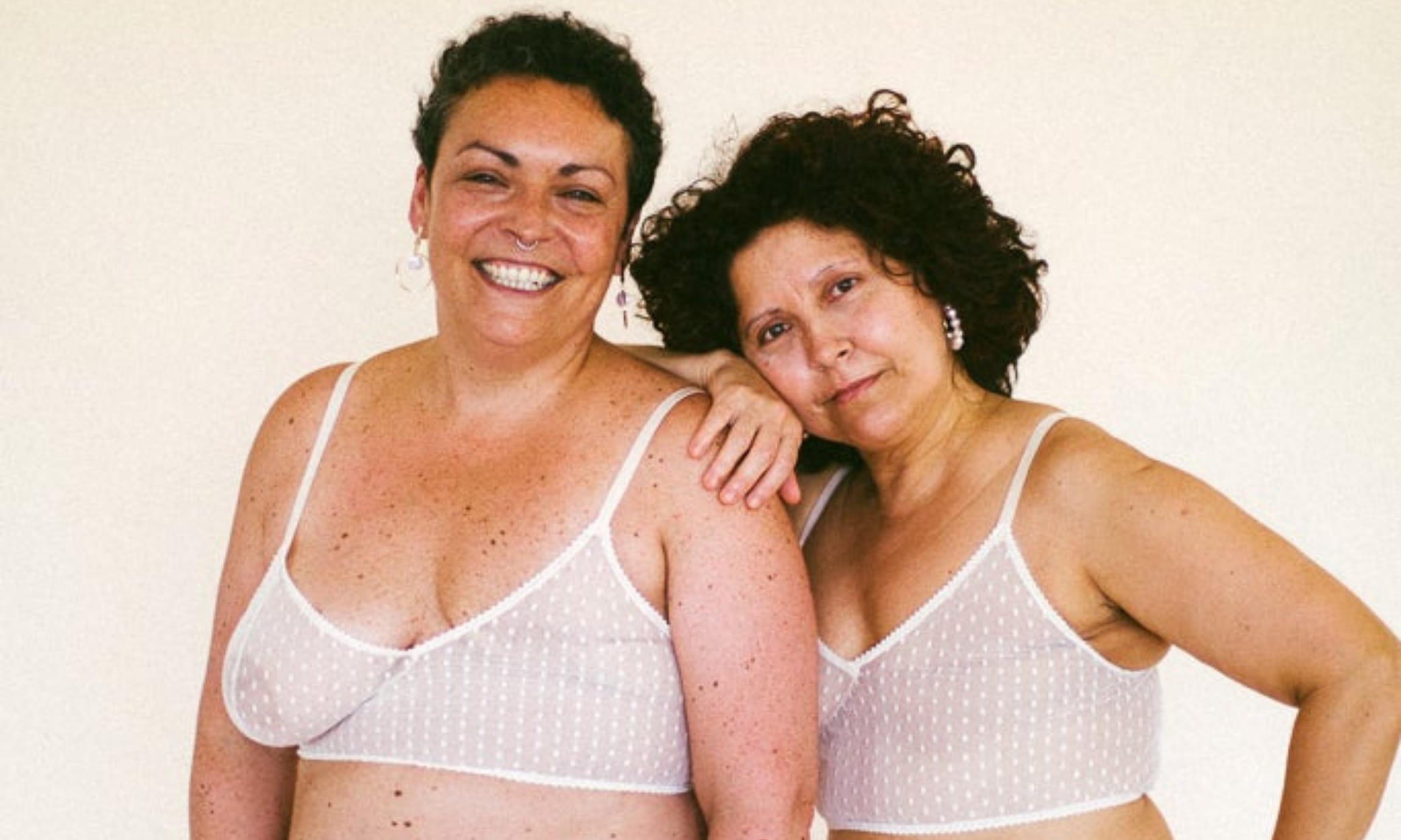 The single-breast bra Lola for breast cancer survivors