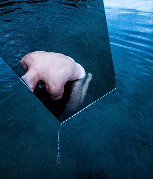 Arnoldas Kubilius Nightswimming