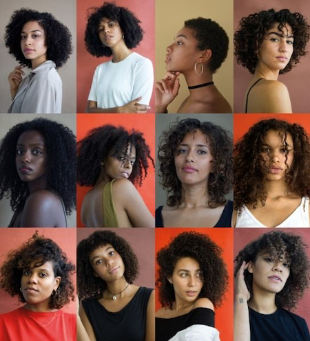 Gurlz with curlz stay winning! This photo series by Linda Nübling and Meklit Fekadu Tsige highlights the diversity of German women and celebrates their beauty. So many women with ethnic backgrounds have a complicated relationship with their natural hair.
