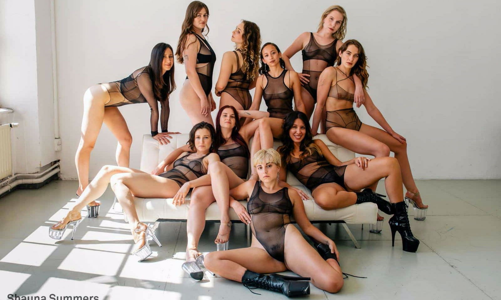 The Berlin Strippers Collective: when sex workers fight back
