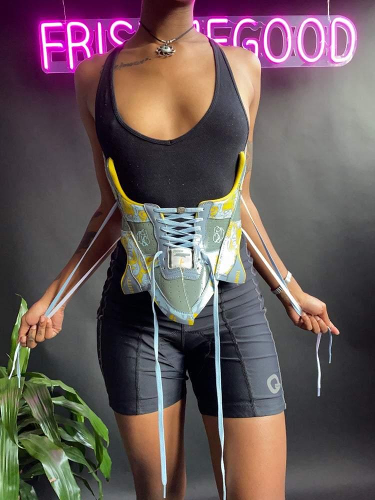 FRISKME GOOD Cierra Boyd Upcycled High Fashion Design