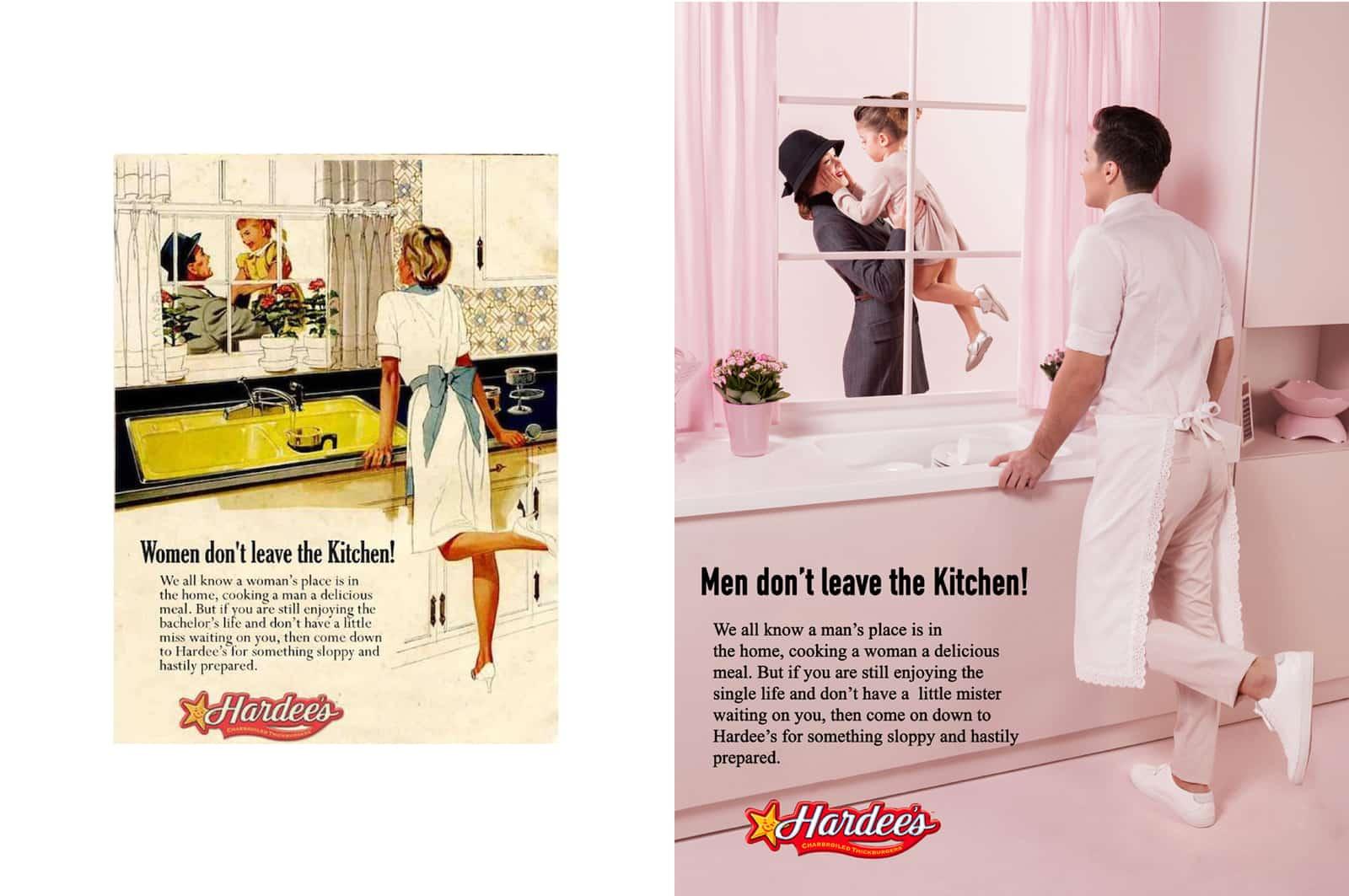 Parallel Universe Eli Rezkallah Sexist Advertising Photography Art