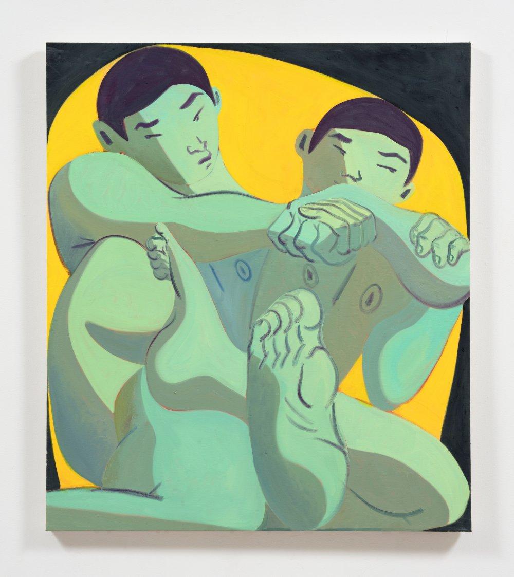 Mark Yang South Korea Painter Asian Men