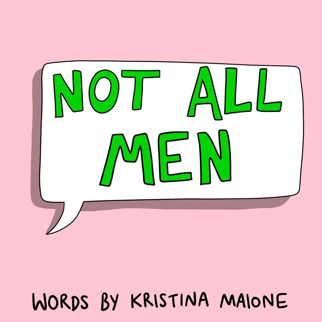 Not all men comic sexual violence harrassment