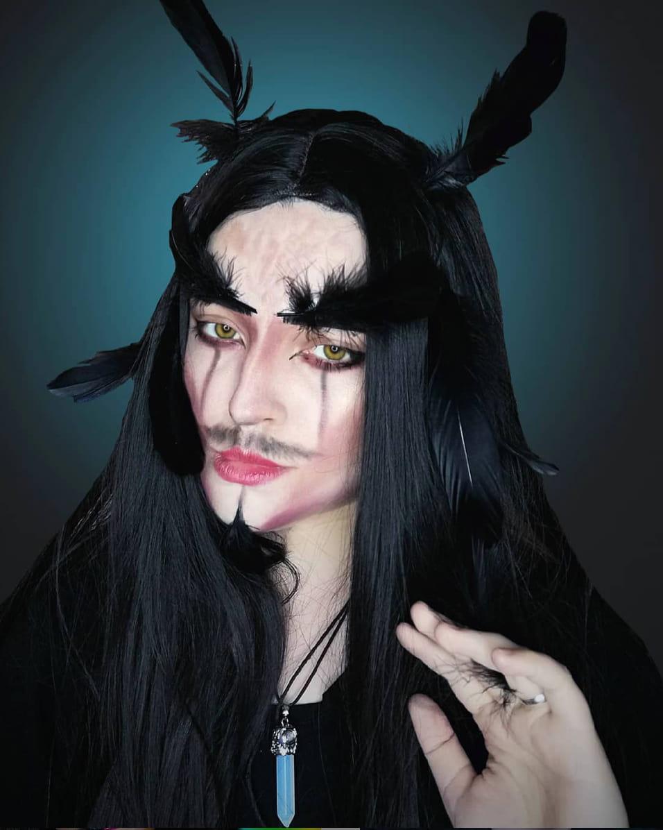Albert Cosplay Trans Man Russia