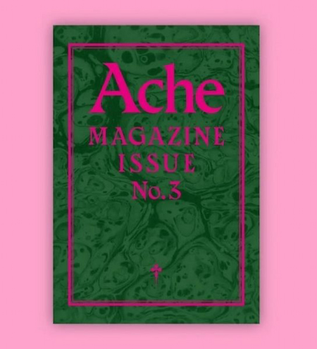 Ache Magazine is an intersectional magazine that publishes fiction, poetry and art made by women, trans and non-binary people. Founded in 2017, its goal is to create an inclusive space for women, trans and non-binary people to tell their own stories.