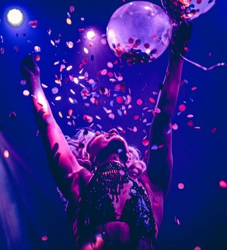 Lick is a queer club by women, for women and non-binary party-goers in London. It started out as a monthly club night and now has its own venue: a safe space for gay, bi, queer and trans women and non-binary people to have all the fun!