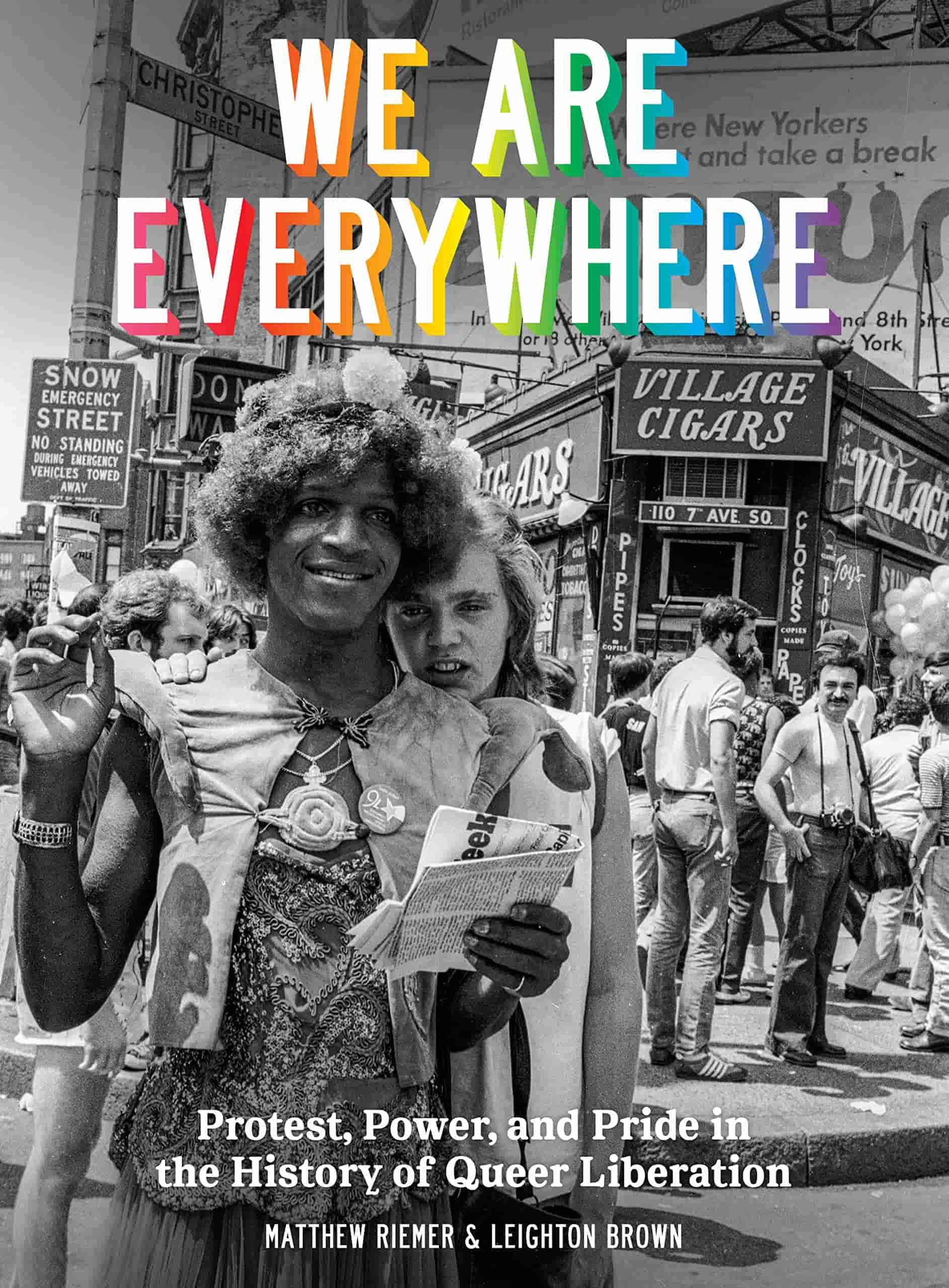 Matthew L. Riemer Leighton Brown LGBT History Queer History LGBTQIA+ Community