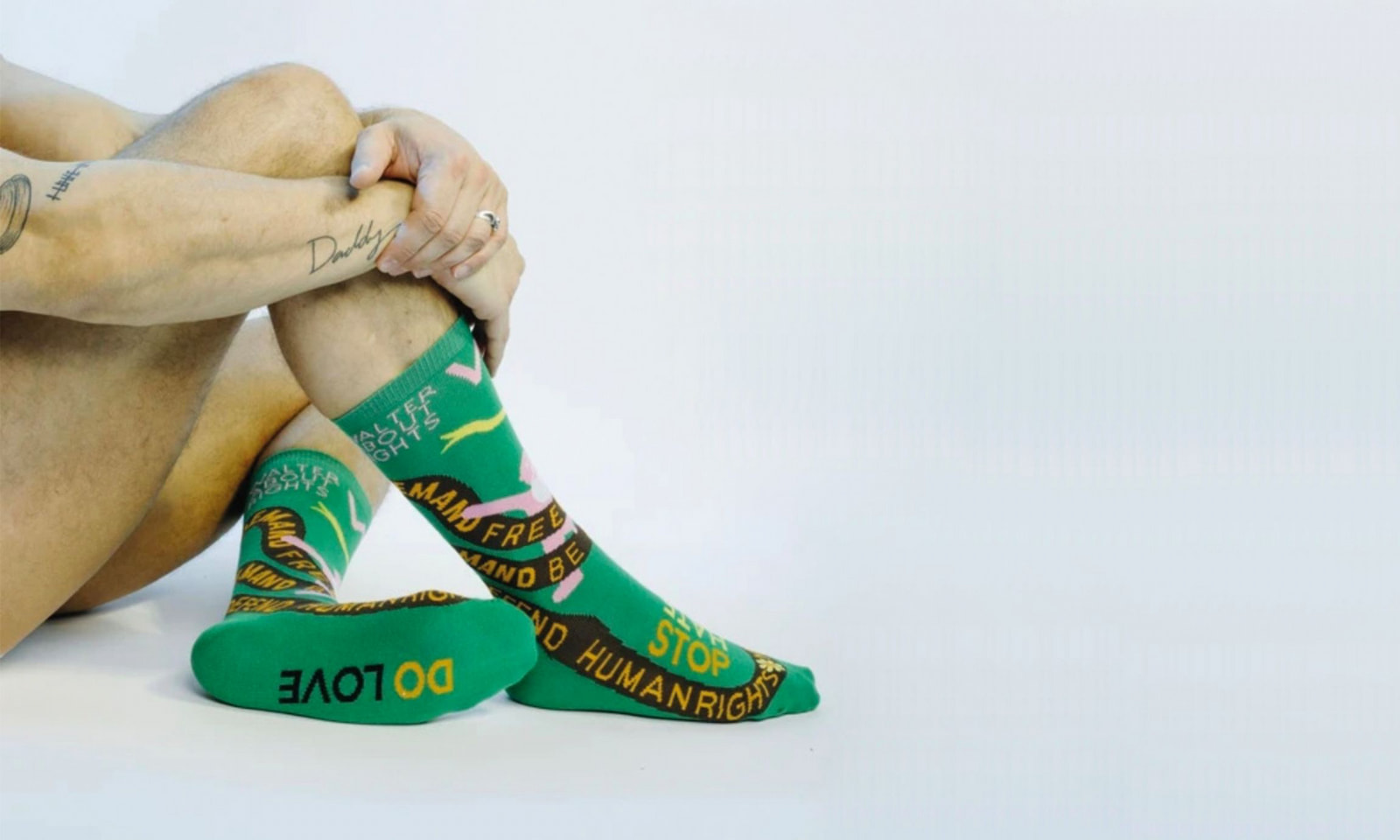 Wearing Your Heart on Your Sleeve: Walter Van Beirendonck's Colorful and Activist Designs