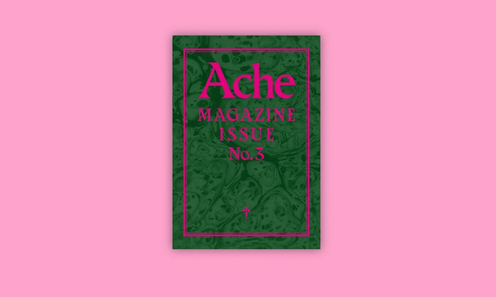 Ache Magazine: a Publication by and for Women, Trans People and Non-binary People
