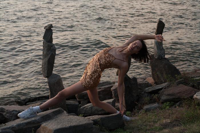 Tzef Montana Non Binary Model Dancer Queer Activist Gender Norms