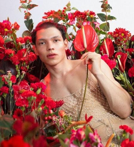 David Sierra fashion photographer video maker Medellin Colombia femininity masculinity post-binary kaltblut magazine conexion esencial