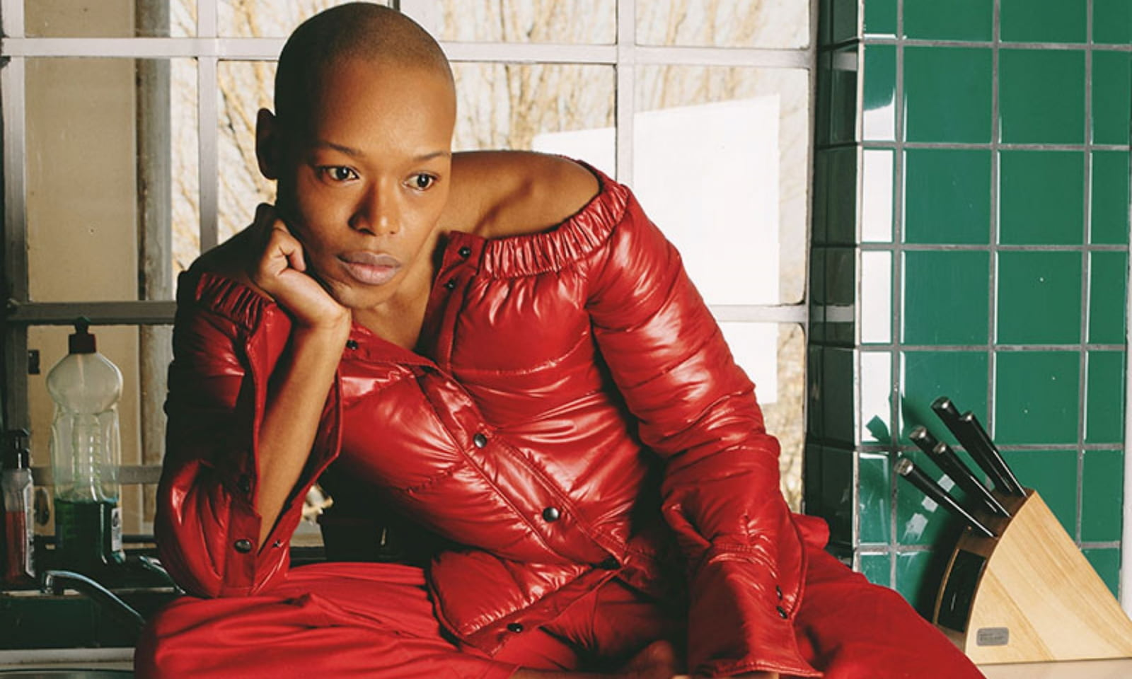 Let Yourself Be Transported By Nakhane's Enchanting Voice