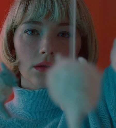 swallow feminist psychological thriller pica eating disorder binge-eating inedible objects housewife Carlo Mirabella-Davis haley bennett