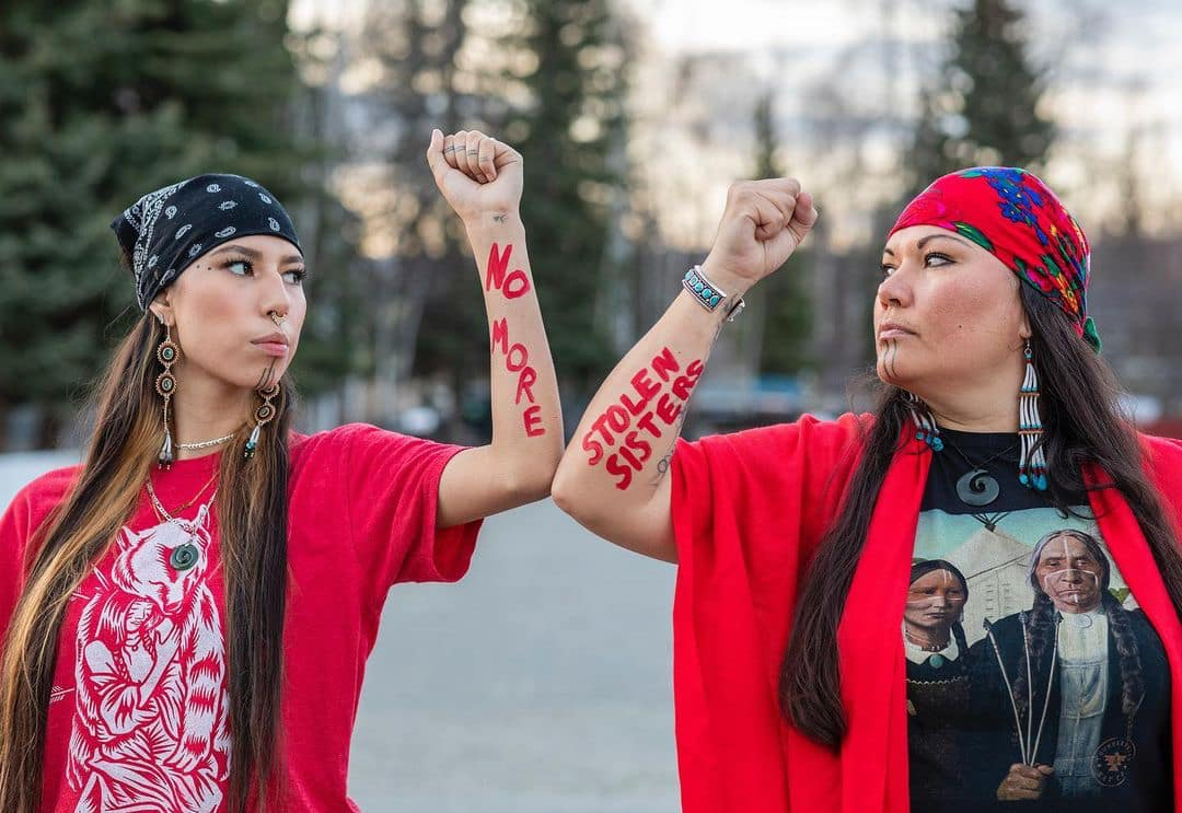 indigenous women girls two-spirits disappearances the journal collective women non-binary pandemic keri oberly no more stolen sisters