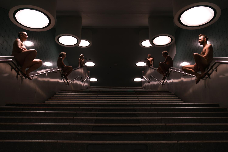 abdulsalam ajaj naked stairs