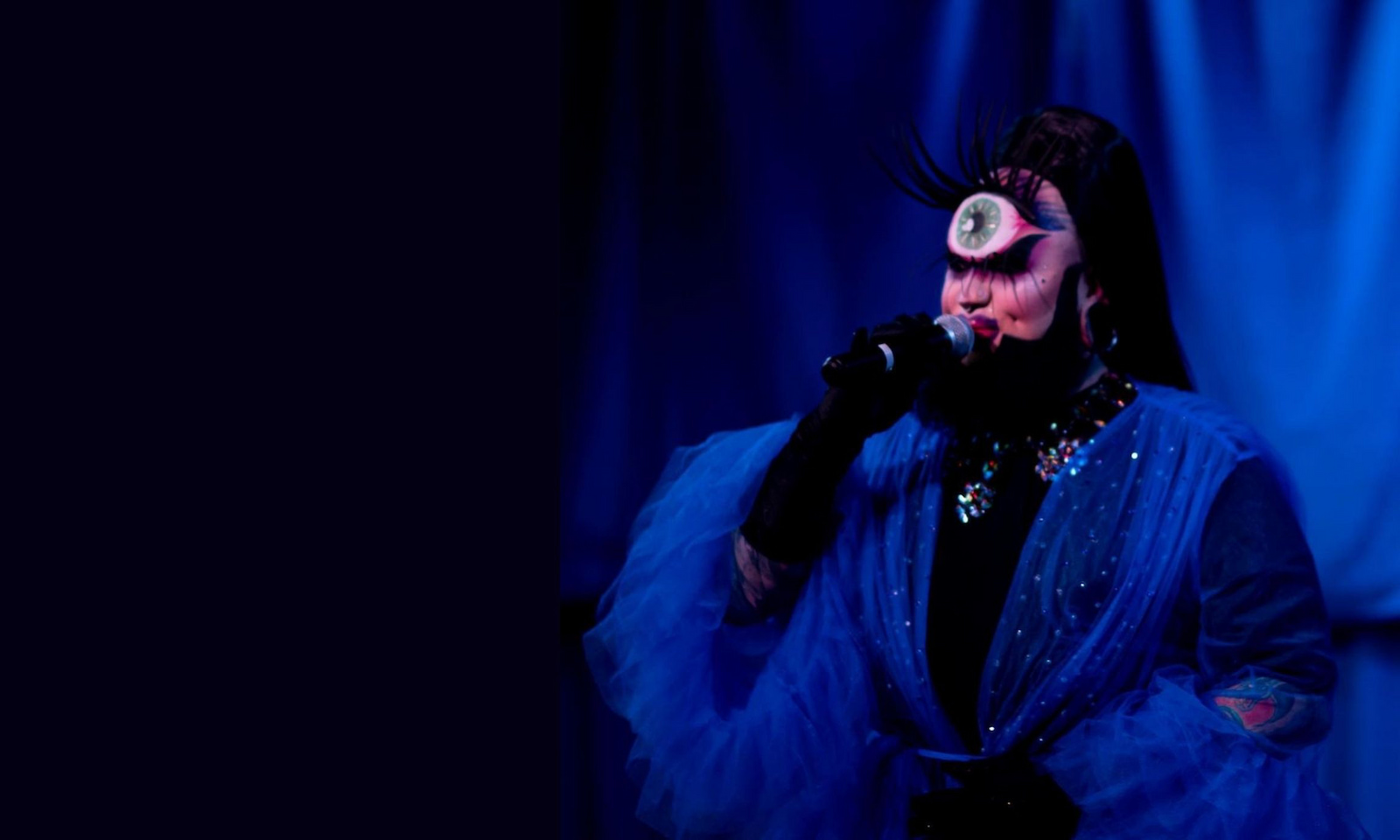 Ursula Major's Supermonster Drag Outfits Are Giving Us Life