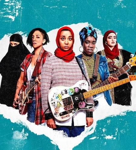 lady parts muslim show