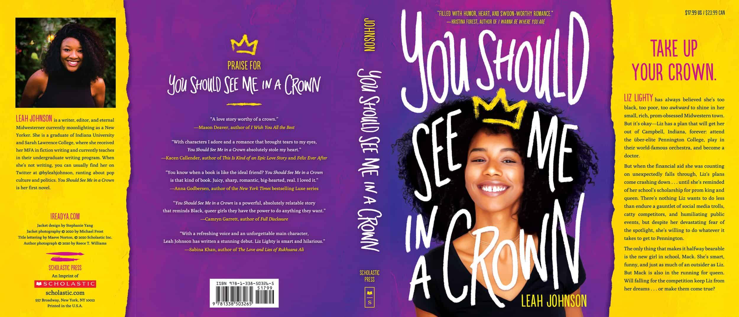 Leah Johnson novel cover