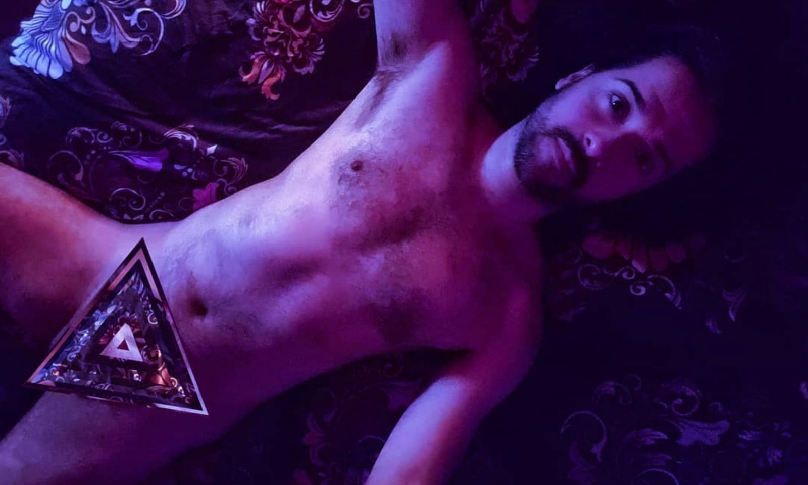 Gabriel Novo Is Working To Amplify The Voices Of Bisexual Men