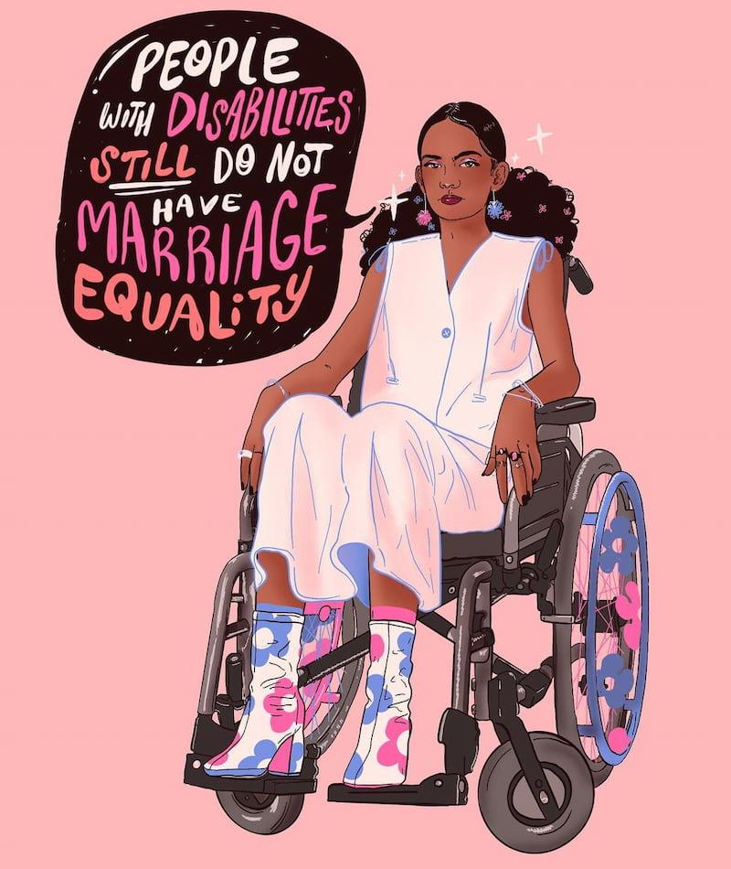 liberal jane disabilities