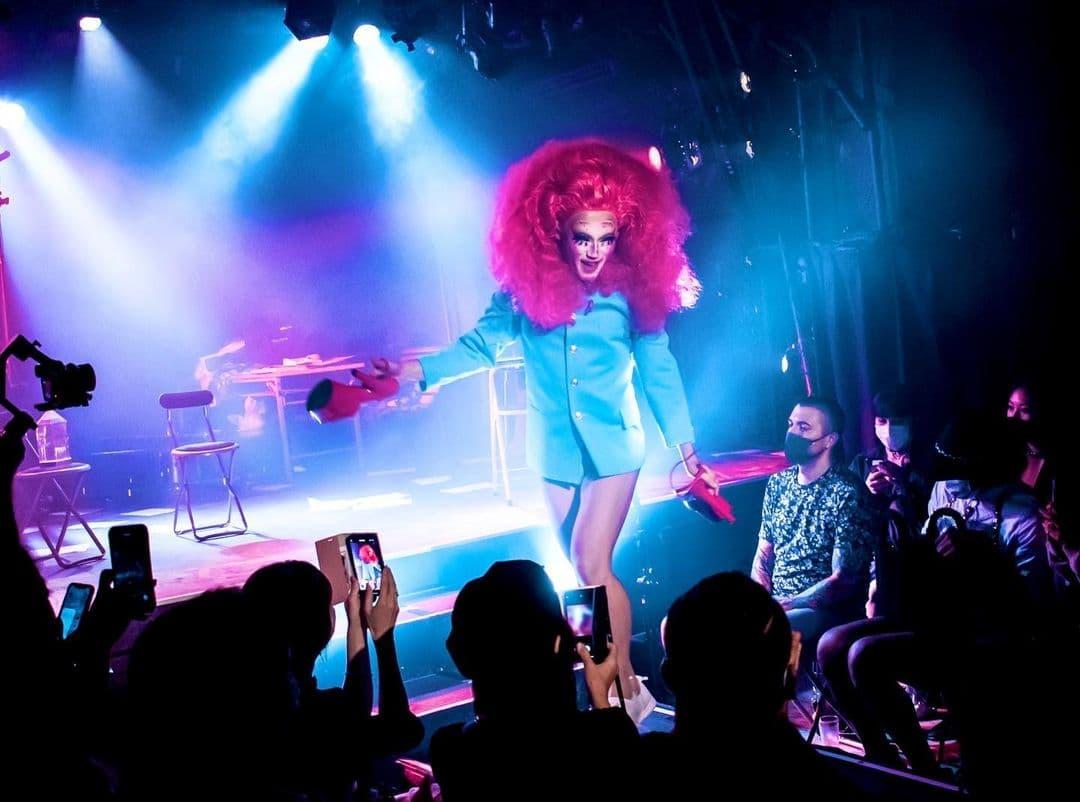 haus of gaishuko drag queen