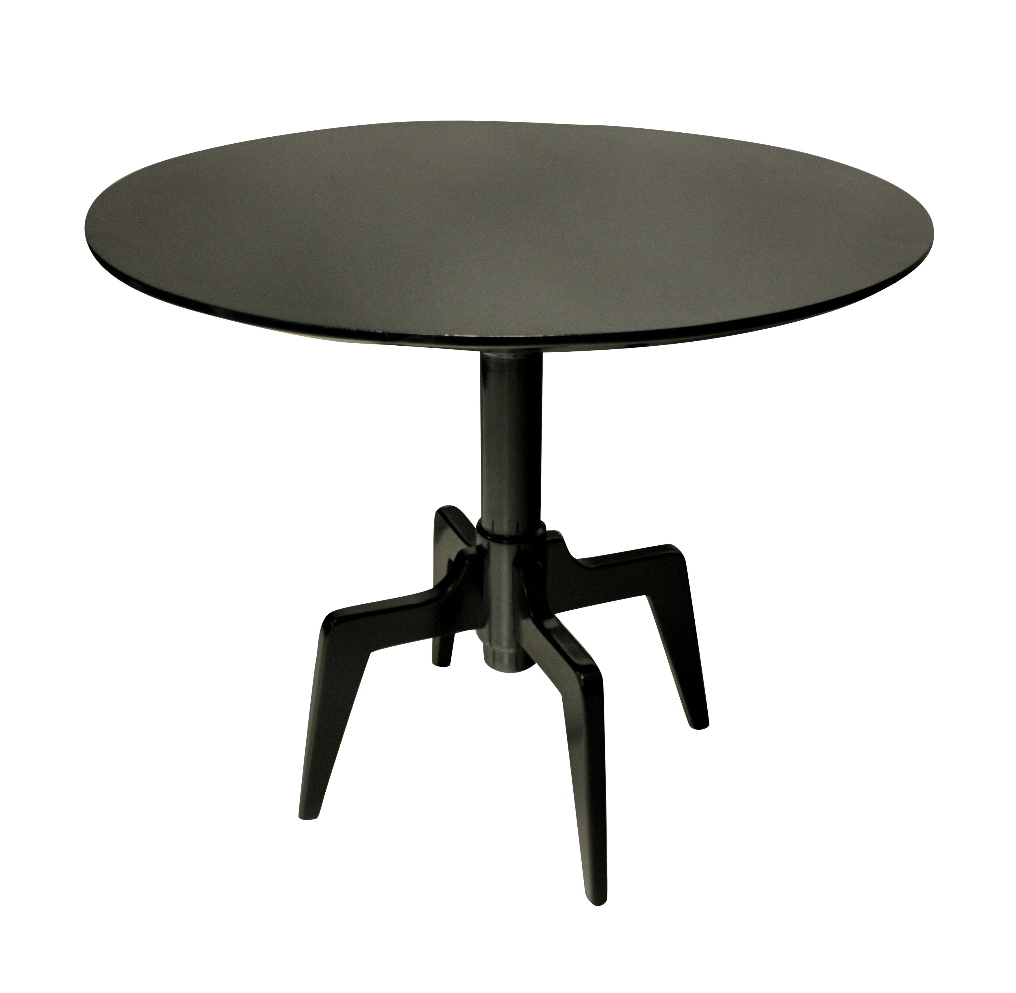 AN UNUSUAL ITALIAN MID-CENTURY SIDE TABLE