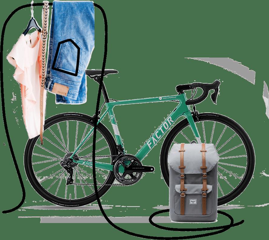 compro una bicicleta que pagar en tres plazos