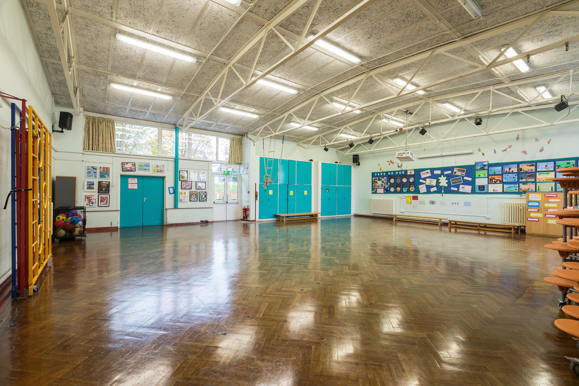 Brookland Infant School Hall