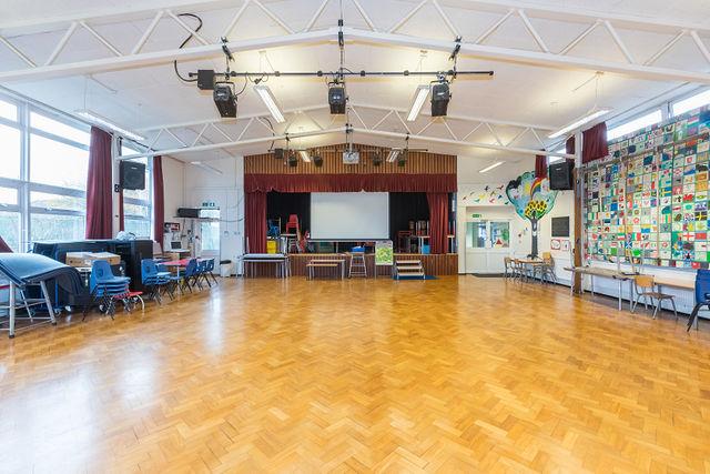 All Saints School Hall
