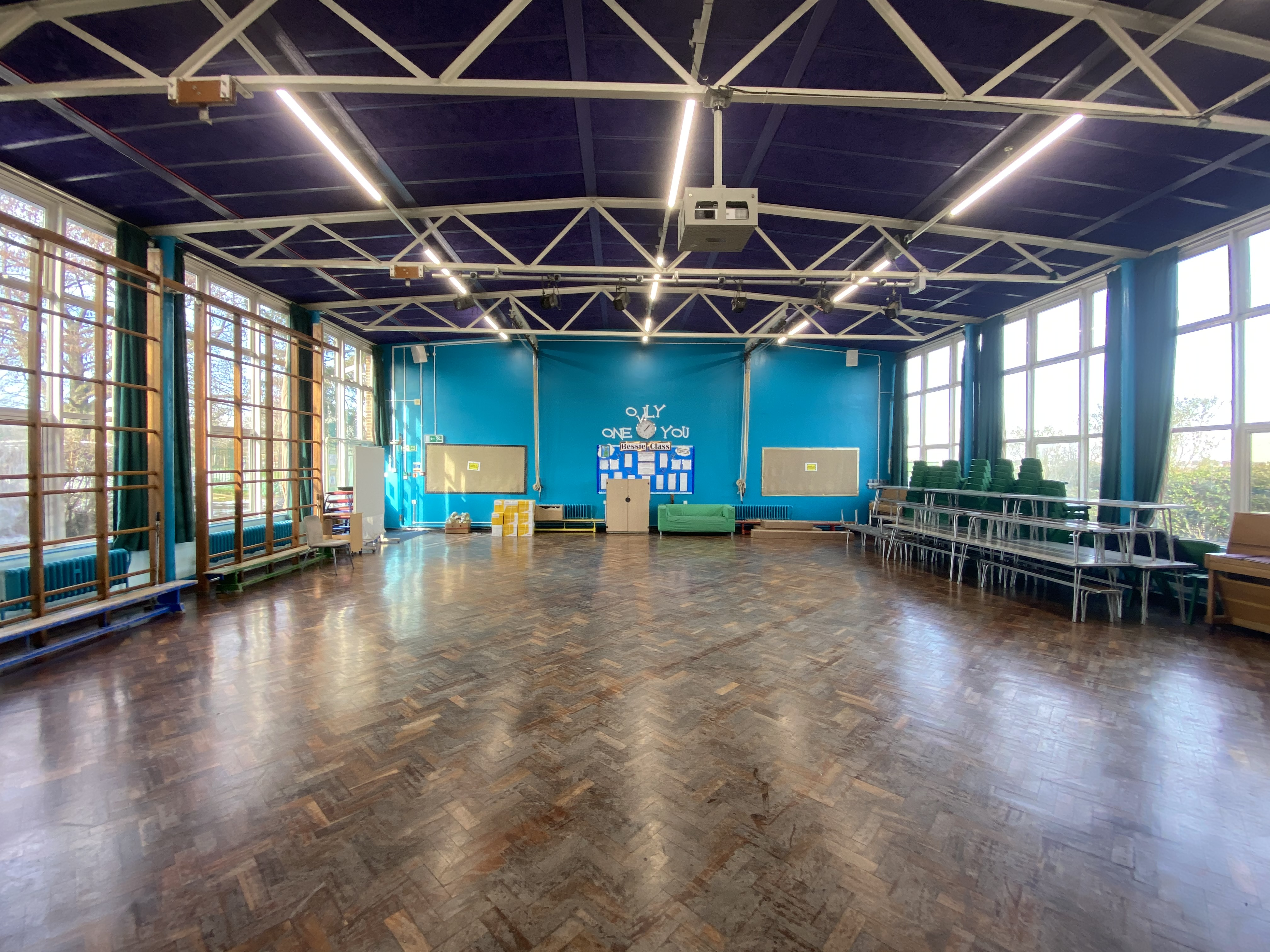 Coppets Wood Main Hall