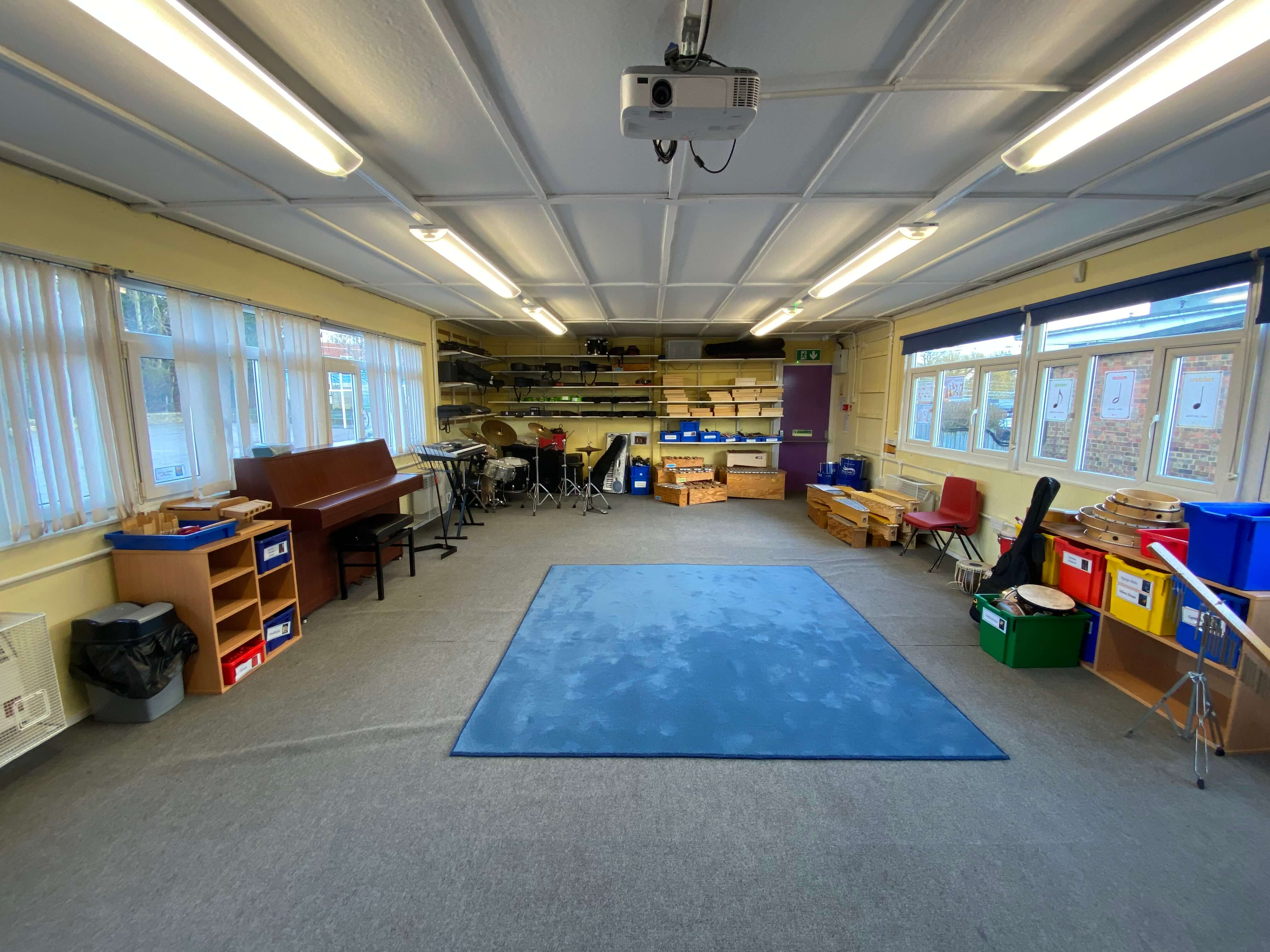 Brookland Junior Music Room