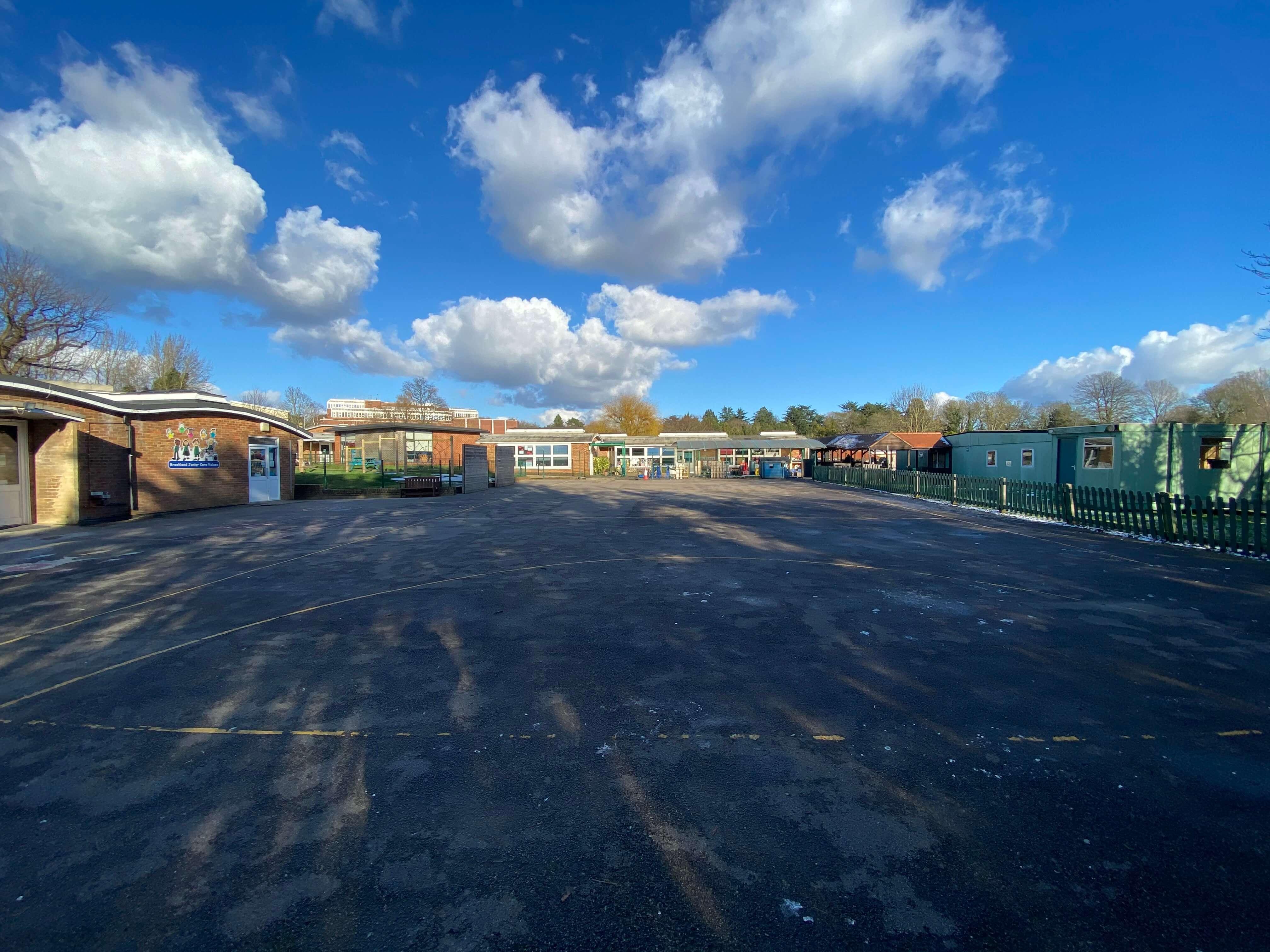 Brookland Junior Lower Space