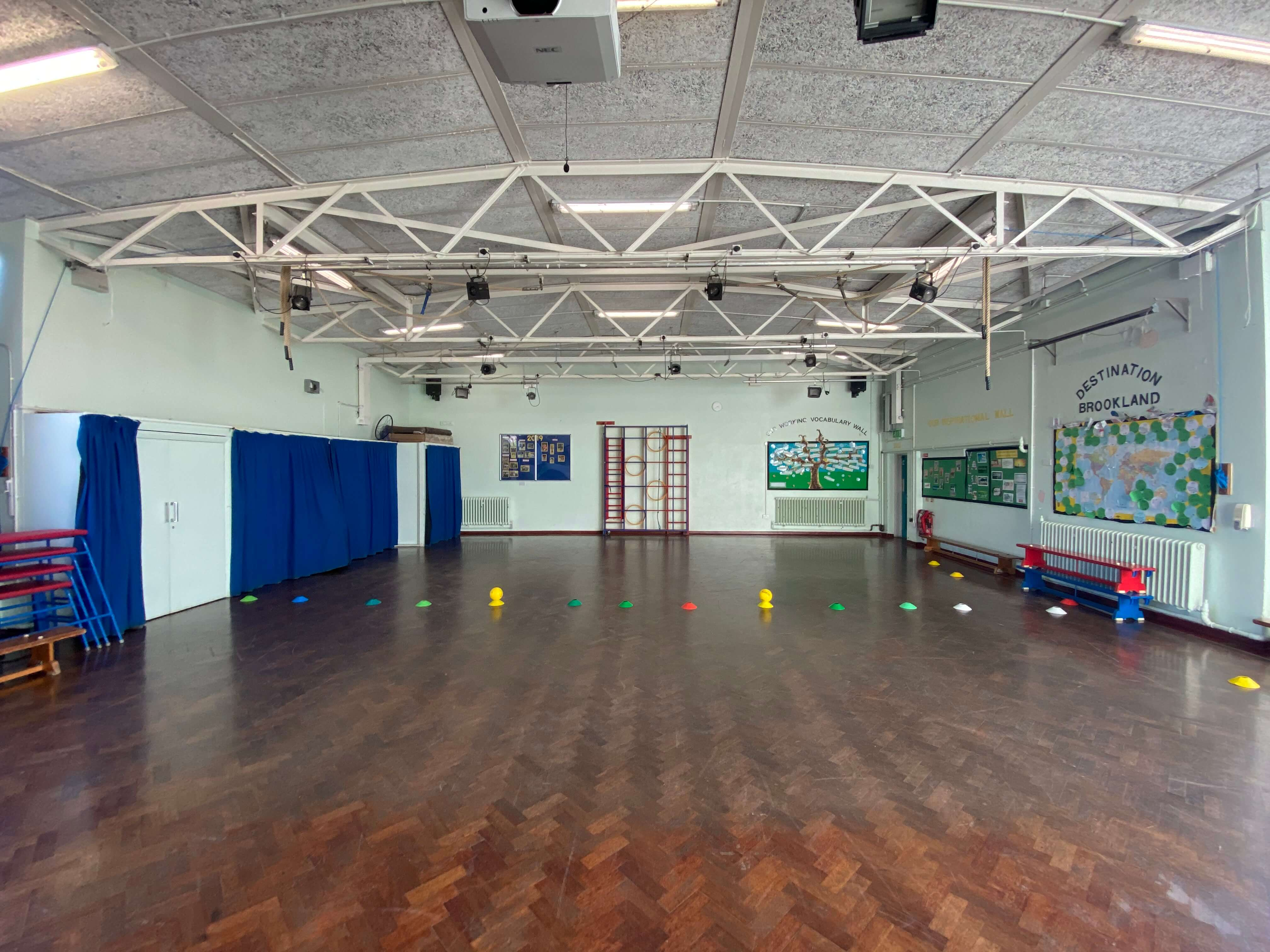 Brookland Junior Sports Hall