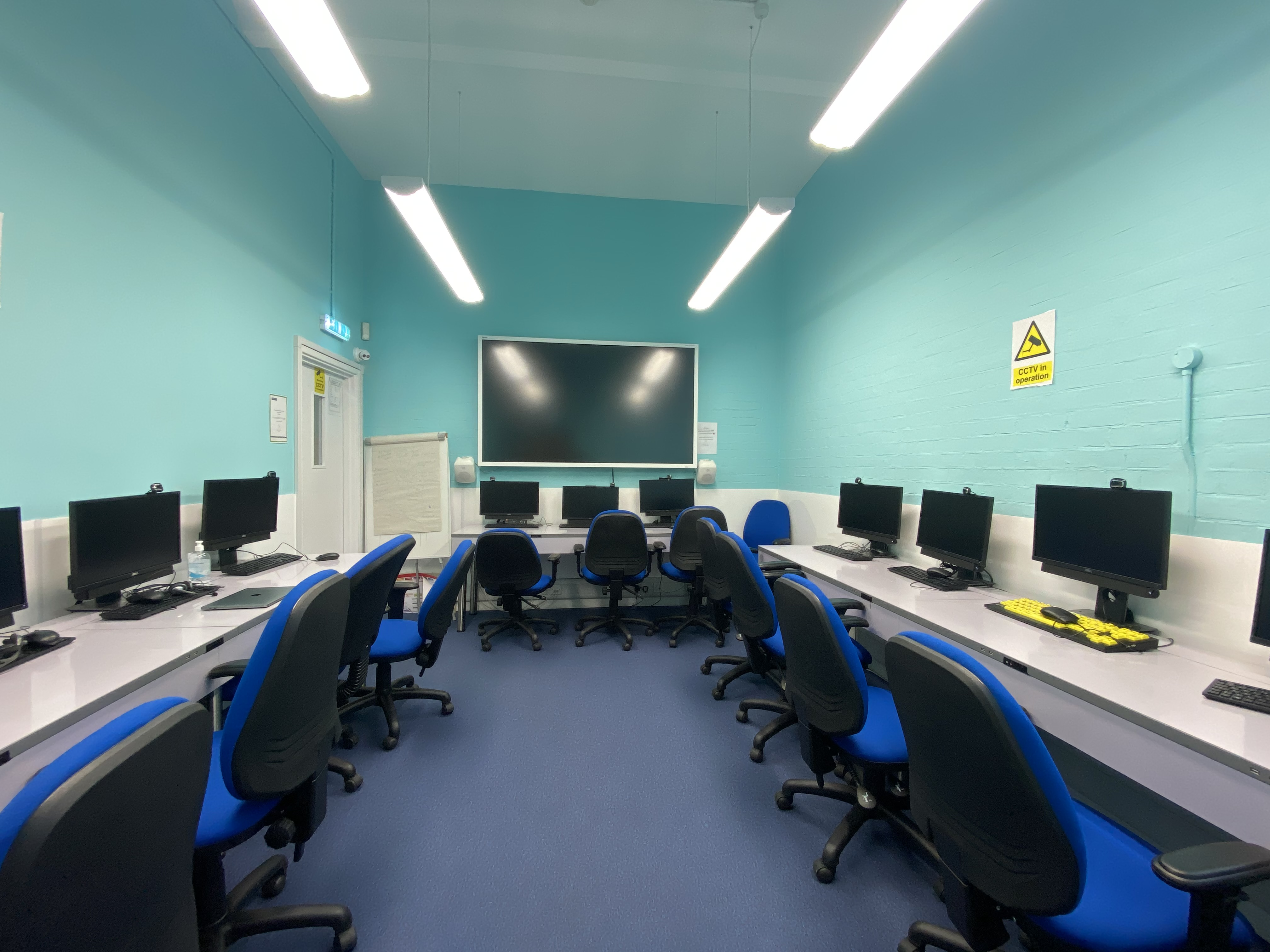 Childs Hill Computer Suite