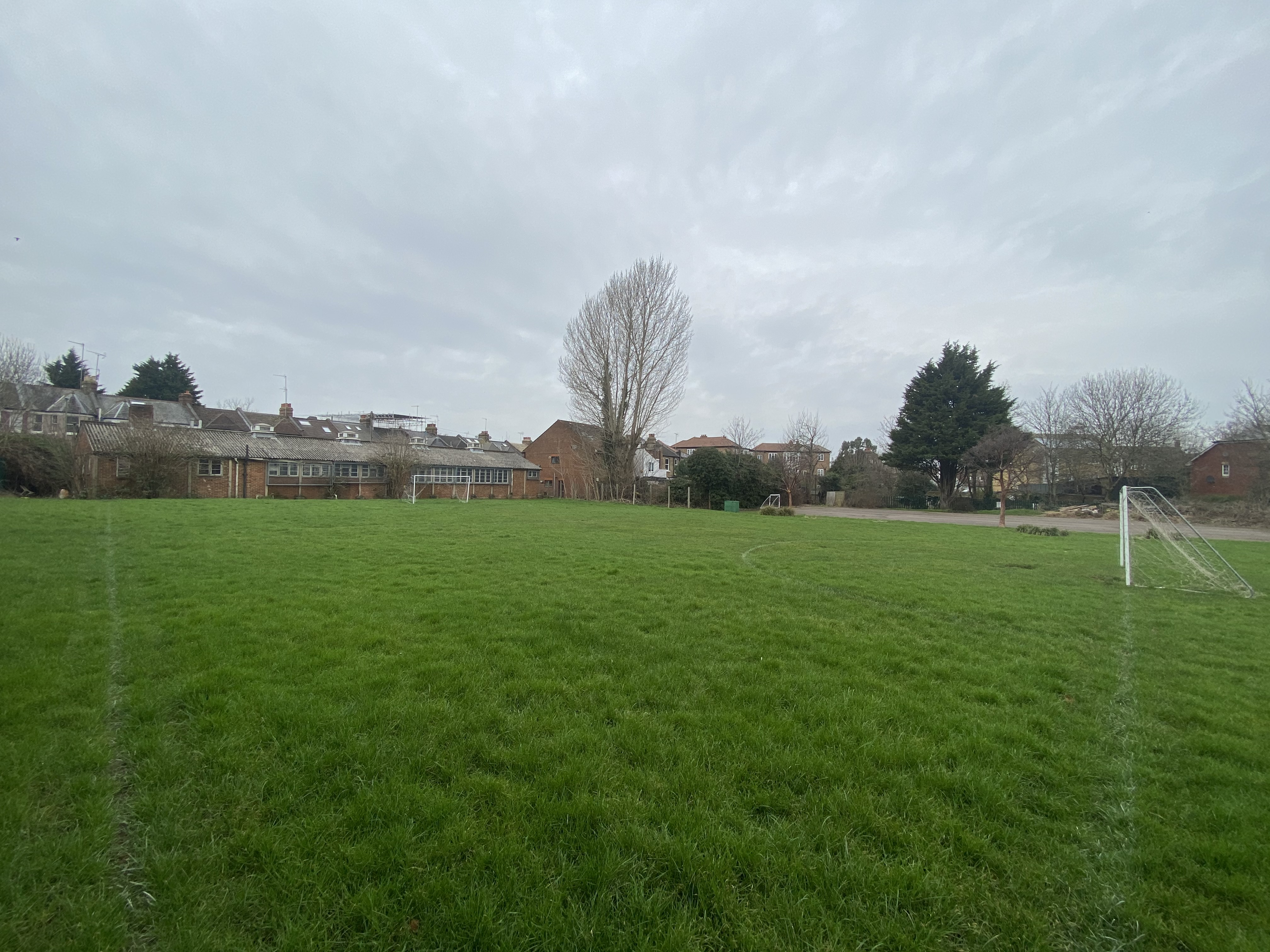 Hollickwood Primary School Playing Field