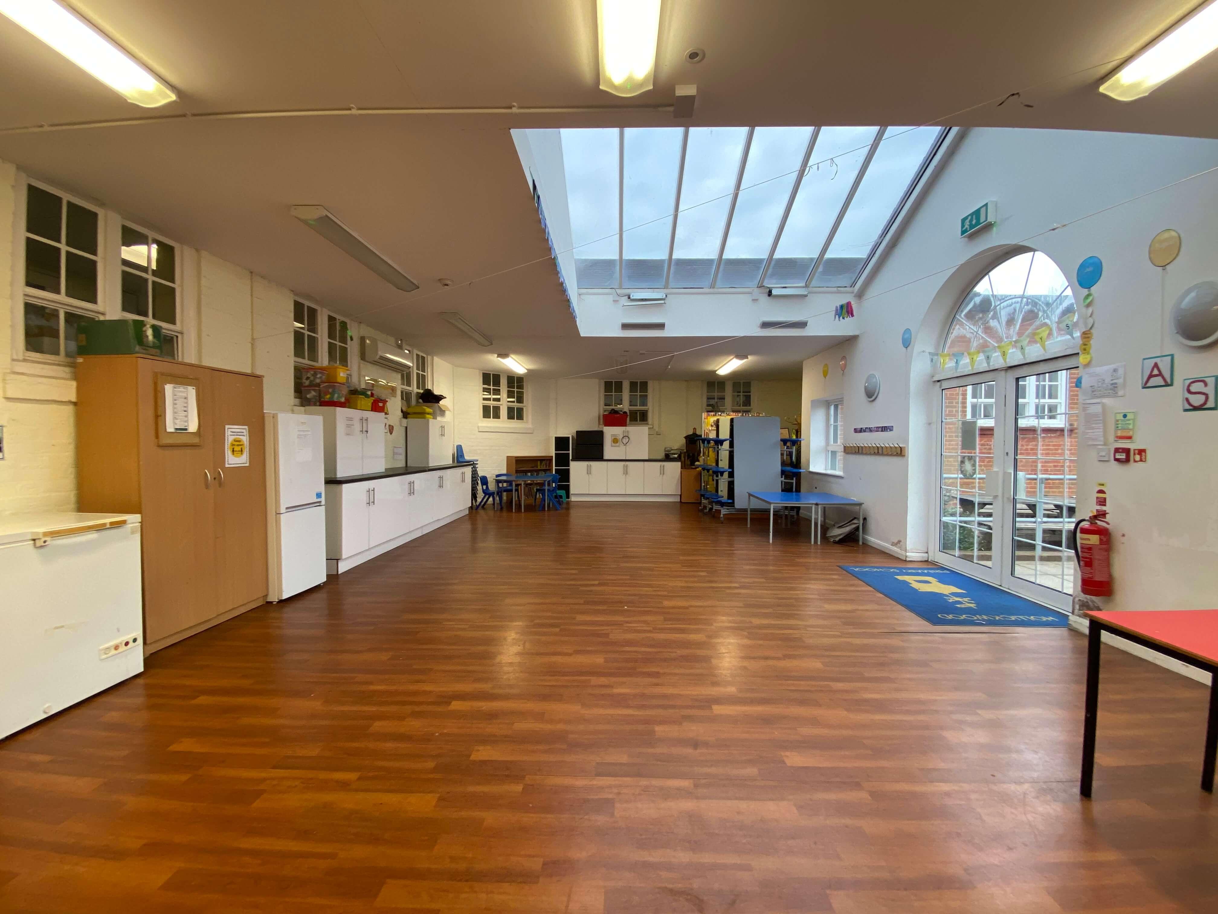 Hollickwood Primary School Small Hall