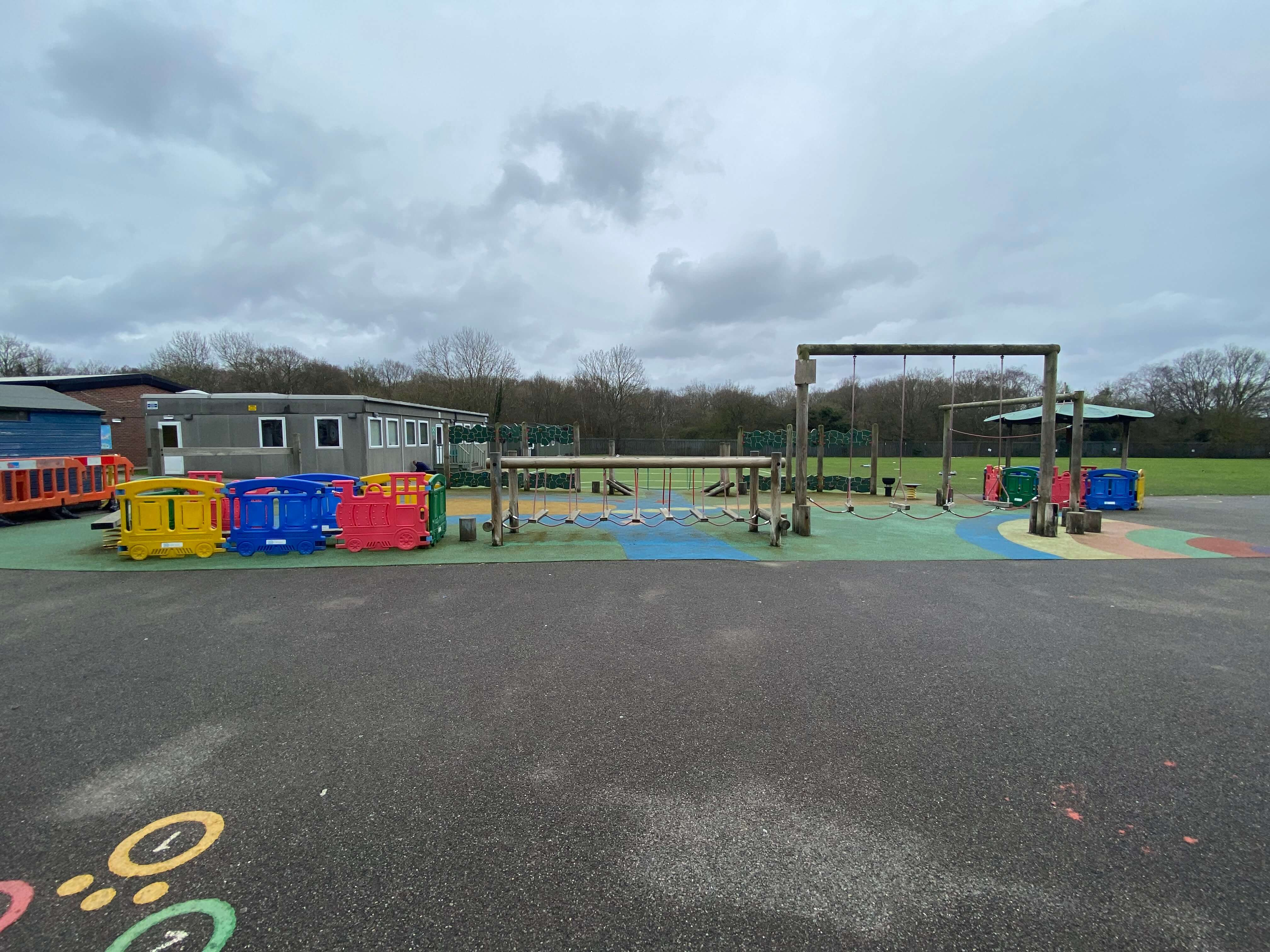 Dollis Primary Outdoor Space
